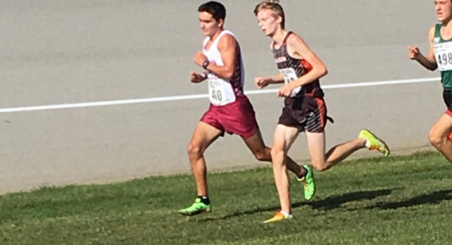 Cross Country State Finals: Passorelli at D2 Finals