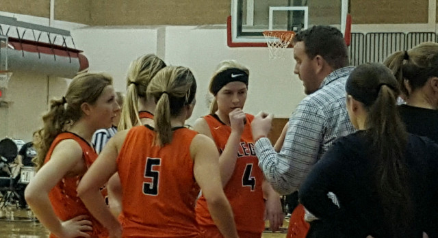 Girls Basketball: Paw Paw 39 Allegan 33