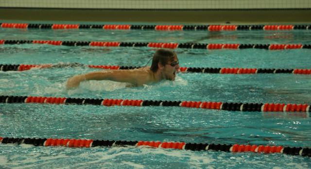 Boys Swimming: Allegan 92 Plainwell 91