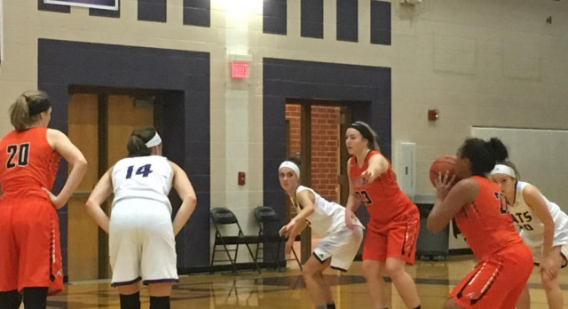 Girls Basketball: Allegan 39 Three Rivers 26