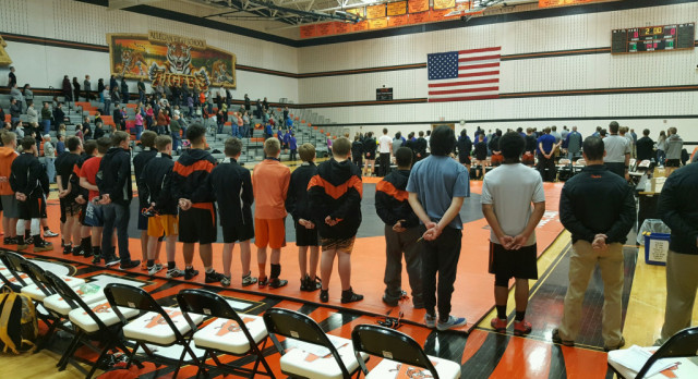 Wrestling: Tigers earn wins over Sturgis & Three Rivers