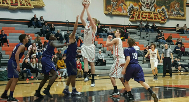 Boys Basketball: Three Rivers 73 Allegan 57