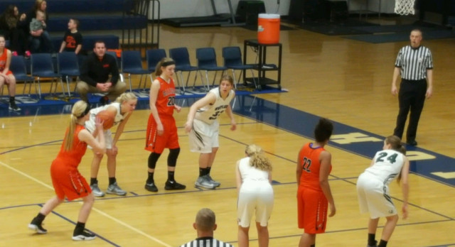 Girls Basketball District: Allegan 56 Wayland 47