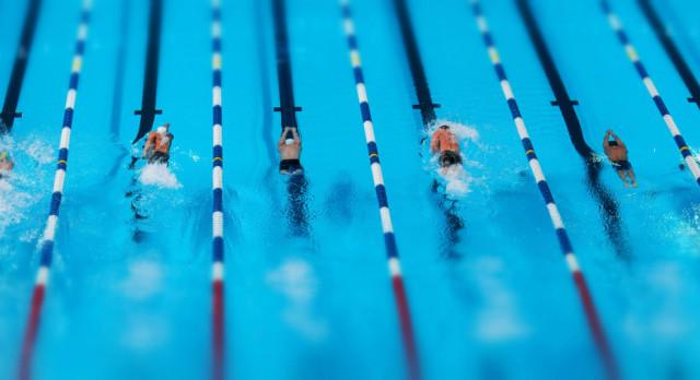 Boys Swimming: Tigers 3rd at Ottawa Hills Invitational