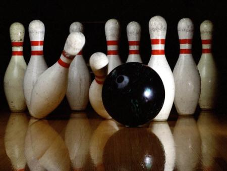 Bowling: Girls pick up win over Three Rivers