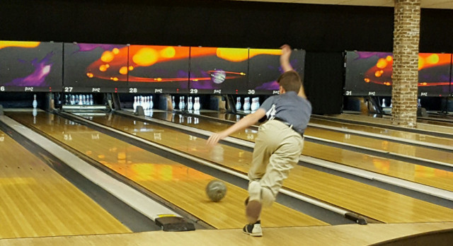 Bowling: Wolverine Conference Tournament