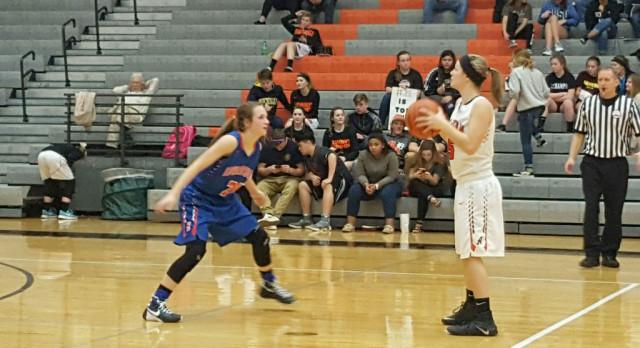 Girls Basketball: Edwardsburg 53 Allegan 38