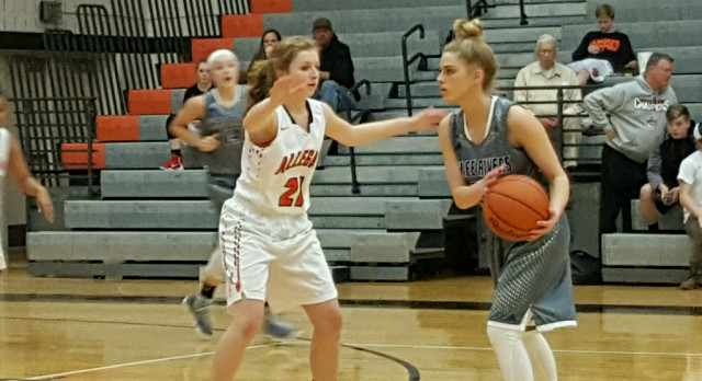 Girls Basketball: Scane leads Tigers to Seniors Night win over Three Rivers