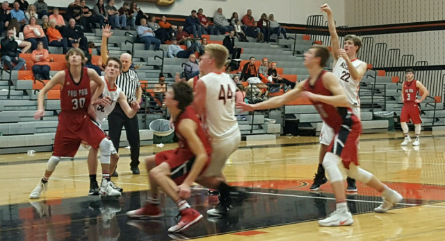 Boys Basketball: Paw Paw 66 Allegan 41