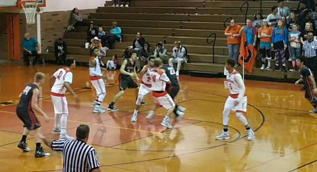Boys Basketball: Tigers fall at Dowagiac