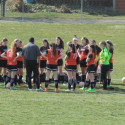 Varsity Girls Soccer: at Hopkins 3/24/17