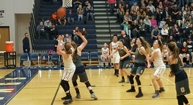 Girls Basketball District: Tigers season ends in District Finals