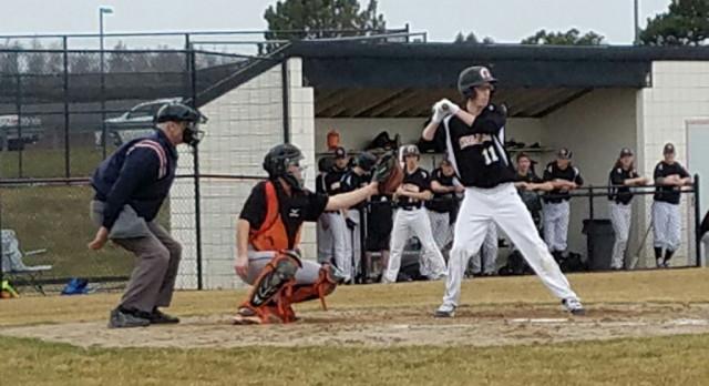 Baseball: Tigers drop opener at T-K