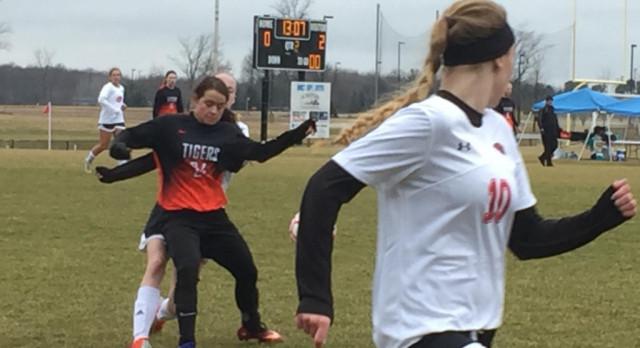Girls Soccer: Tigers win Allendale Invitational