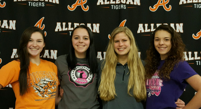 Competitive Cheer: Boodt & Brown named 1st Team All-Conference