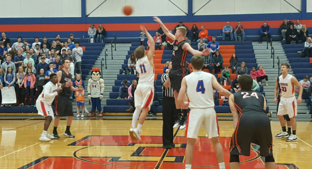 Boys Basketball: Edwardsburg 56 Allegan 42