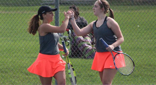 Girls Tennis: Babbitt & Rizqallah named All-State
