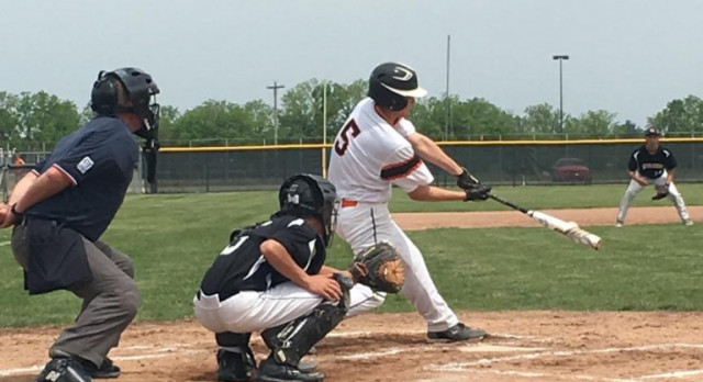 Baseball: Tigers fall 6-3 to T-K in Districts