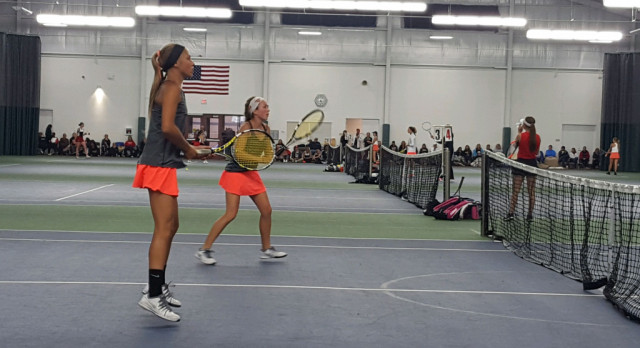 Girls Tennis: Tigers advance to D-3 State Finals with Regional Title