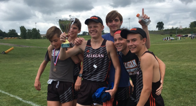 Cross Country Shows Steady Growth @ Paw Paw