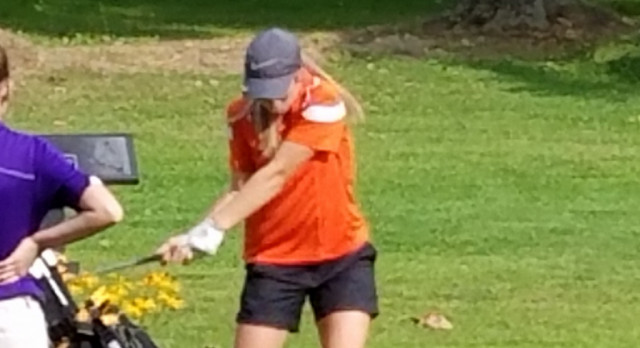 Tiger Golf Plays Strong Vs. Hamilton