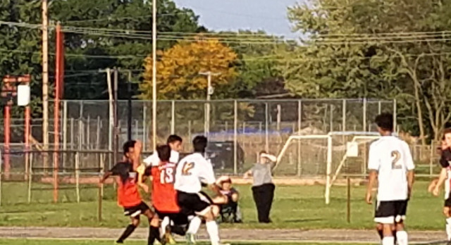Tigers Get the Soccer Win in Dowagiac