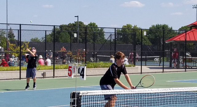 Boys Tennis Continues Strong Season With Win Over Otsego