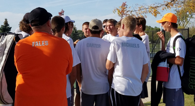 Tennis Has Great Performance @ State Finals