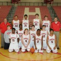 2014-15 Boys Basketball Team and Senior photos