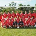 2015 Boys Soccer Team & Senior