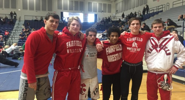 Fairfield sends 5 Wrestlers to state