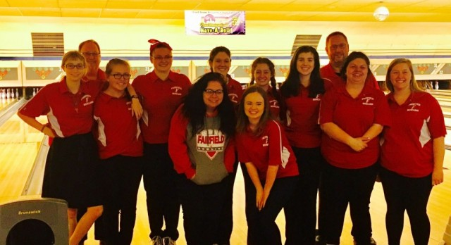 Girls Bowling…Sectional Champs