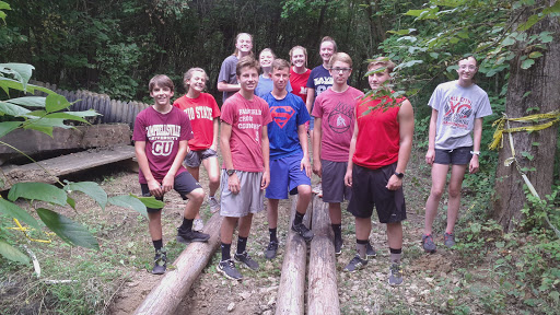 CROSS-COUNTRY TEAM COMPLETES SERVICE PROJECT