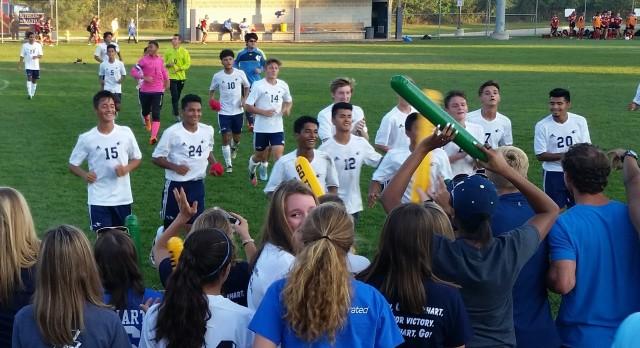 Boys Soccer takes back City Championship