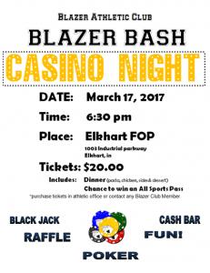 Blazer Bash