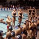 Girls Swimming Senior Night