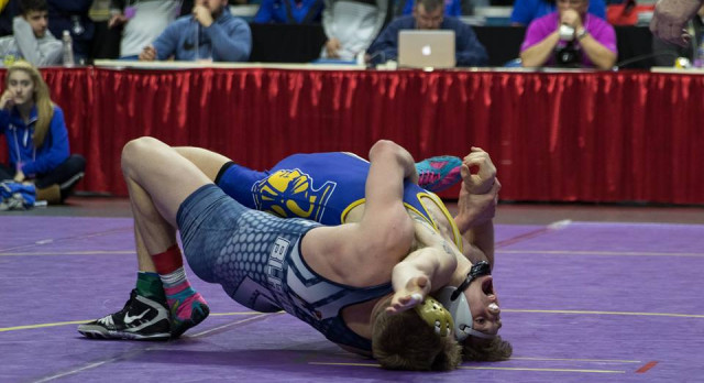 Stroud, Boyd advance to State