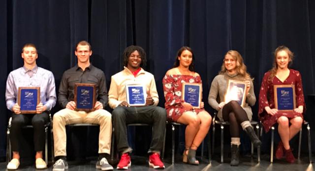 Mental Attitude Award Winners