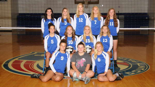 VARSITY VOLLEYBALL PICTURE