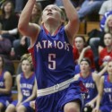 GIRLS BASKETBALL AT SOUTHERN WELLS 1-23-16