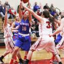 GIRLS BASKETBALL VS BLUFFTON 1-6-17