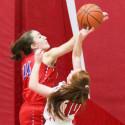 GIRLS BASKETBALL VS SOUTHERN WELLS 1-21-17