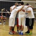 Volley Brawl 4/19/2014 Fund raiser for Coach Harkema