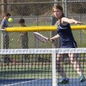 Varsity Tennis Vs Fowlerville 5/5/2014