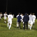 Victory over St Johns 9/17/2014. 33 second left in double overtime
