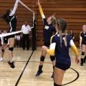 Varsity Volleyball At the Corunna Invitational 9/6/2014