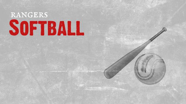 Lady Ranger Softball Opens Season