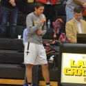 Varsity Boys Basketball vs Leslie
