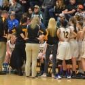 Girls Varsity Basketball vs Leslie