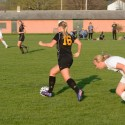 Girls Varsity Soccer vs Leslie 4-25-16